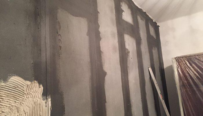 Impermeabilización de paredes