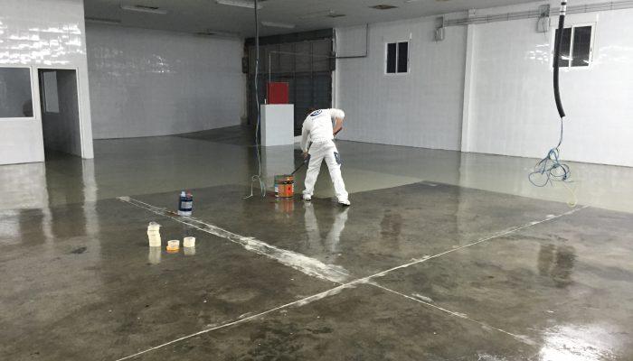 Pintura para suelos y pavimentos pinturas elegant - Pinturas para suelo ...